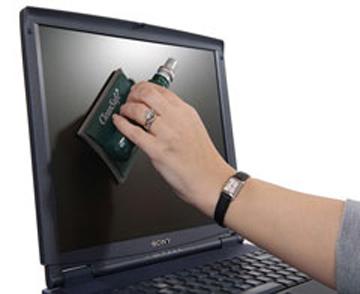 Cách khắc phục laptop không lên hình do dơ ram.