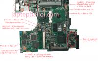 Nguồn xung tạo điện áp thứ cấp trên máy laptop IBM-LENOVO T42