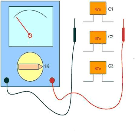 Hướng dẫn đo đạt linh kiện bằng đồng hồ vạn năng (VOM)