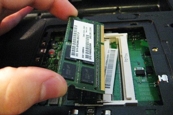 Nâng cấp RAM Laptop quận 2