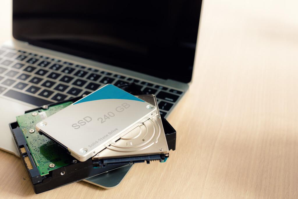 Nâng cấp SSD Laptop Quận 9