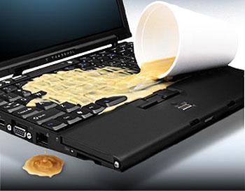 Sửa Laptop vô nước quận 1
