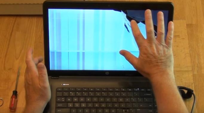 Thay màn hình Laptop Quận 1